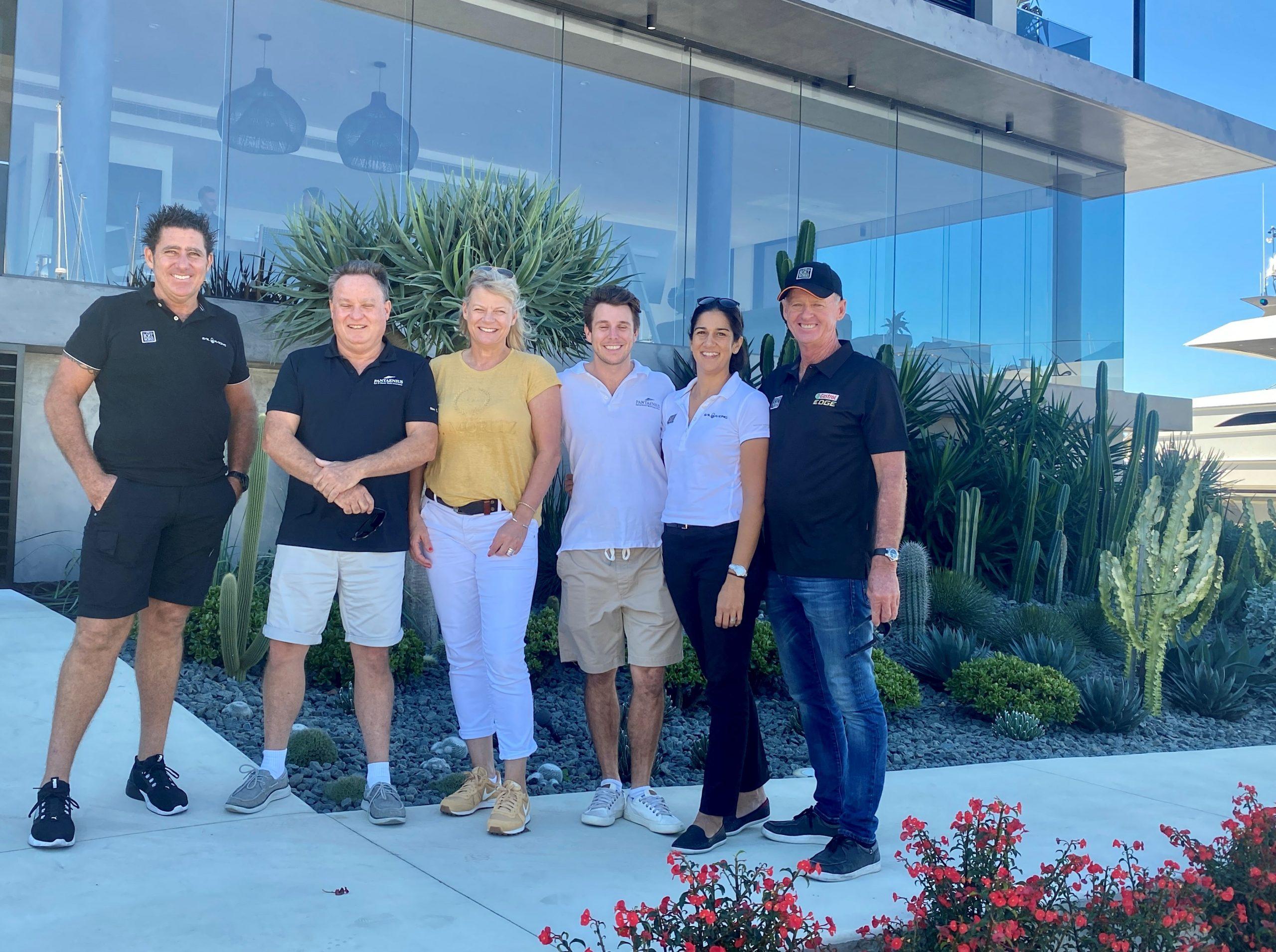 team at Pantaenius Insurance