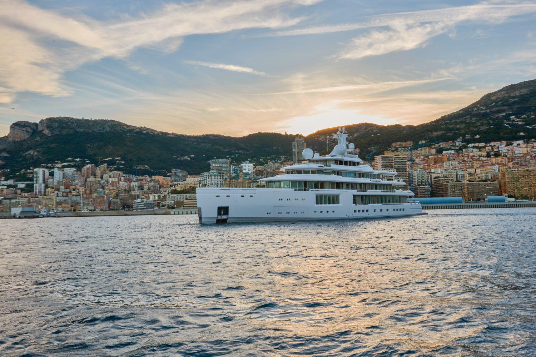 Luminosity in Monaco ahead of the Grand Prix