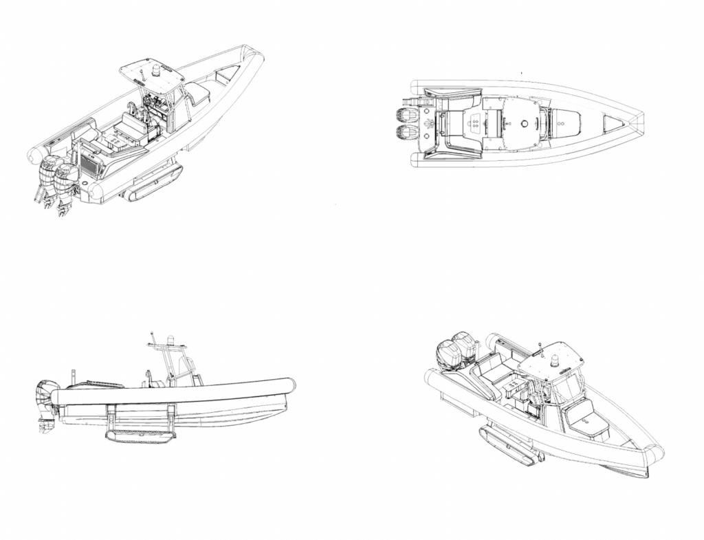 plans for the Iguana boat