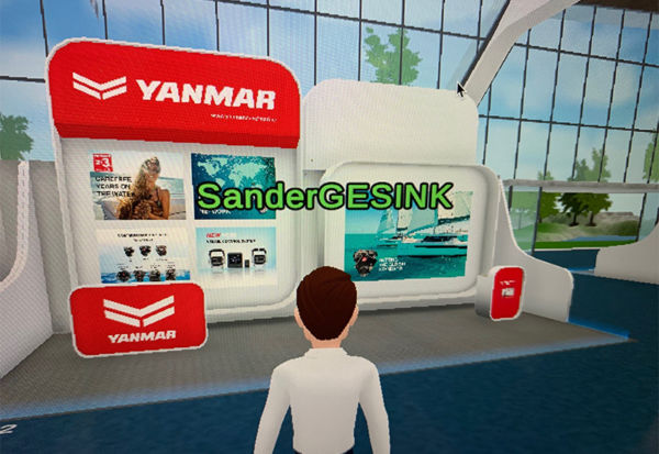 image of Virtual Nautic online boat show