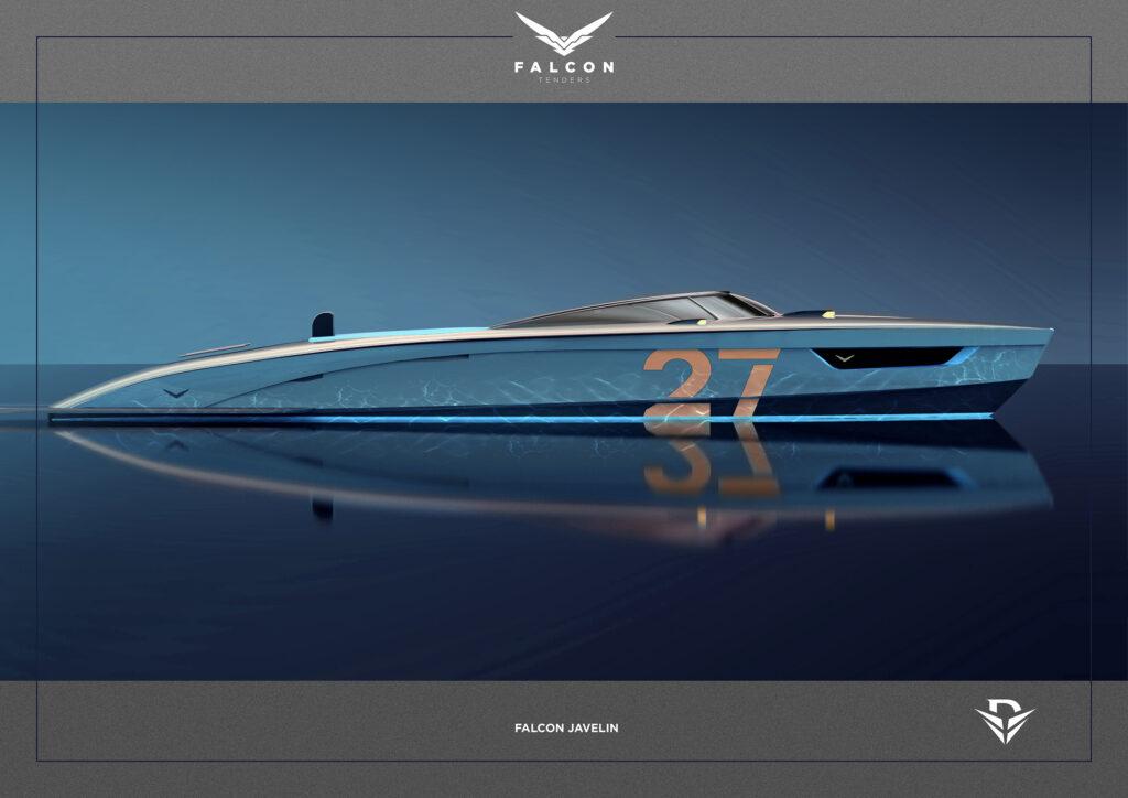 Falcon Tenders Design by Designova