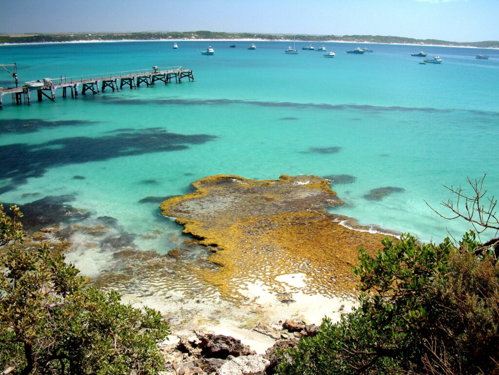 Port Lincoln pictured form above