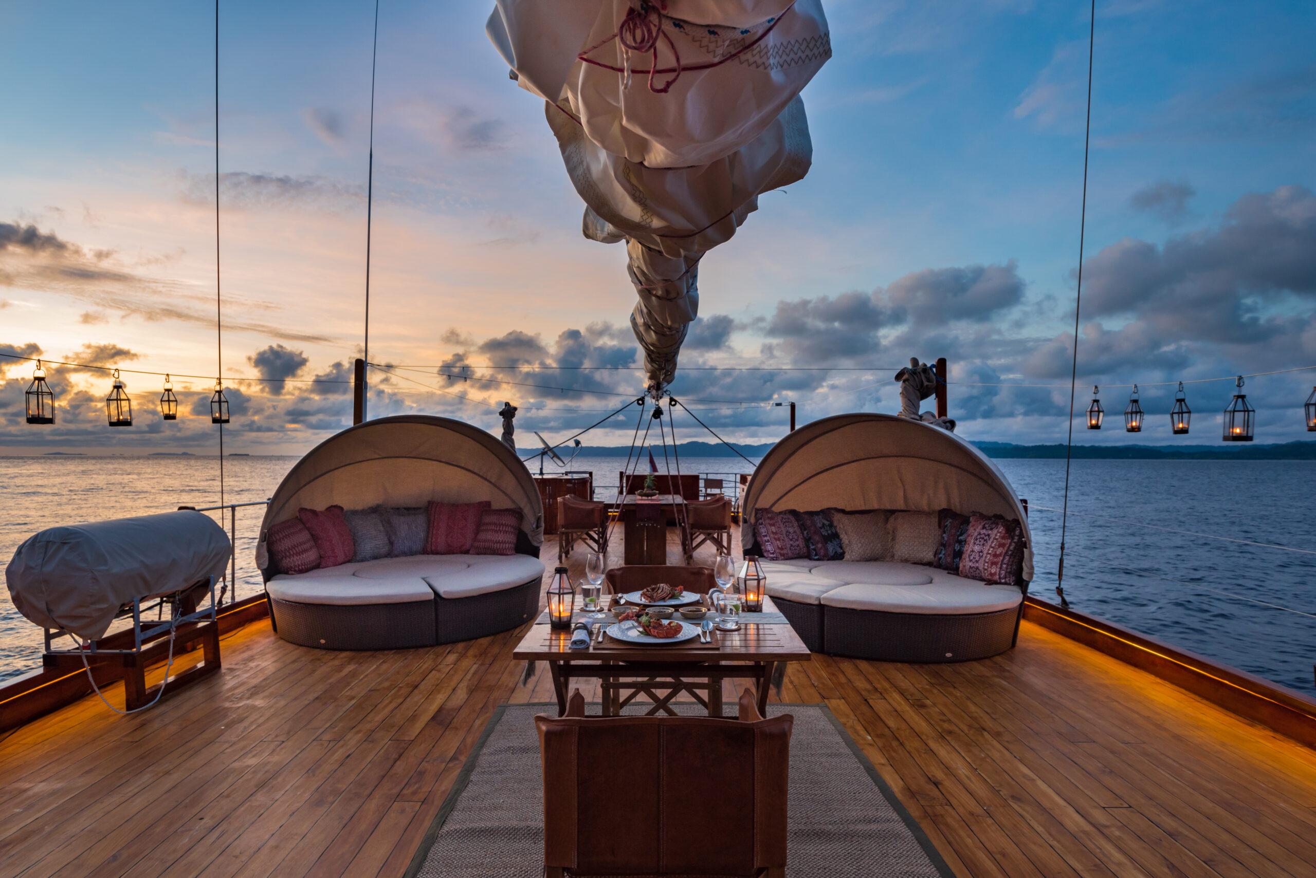 shot of yacht available on Boatingo