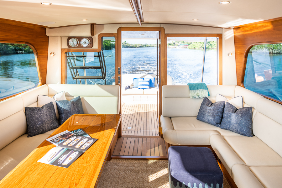 living are onboard GB54