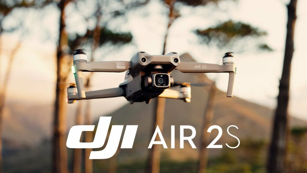 header image for the DJI Air 2S