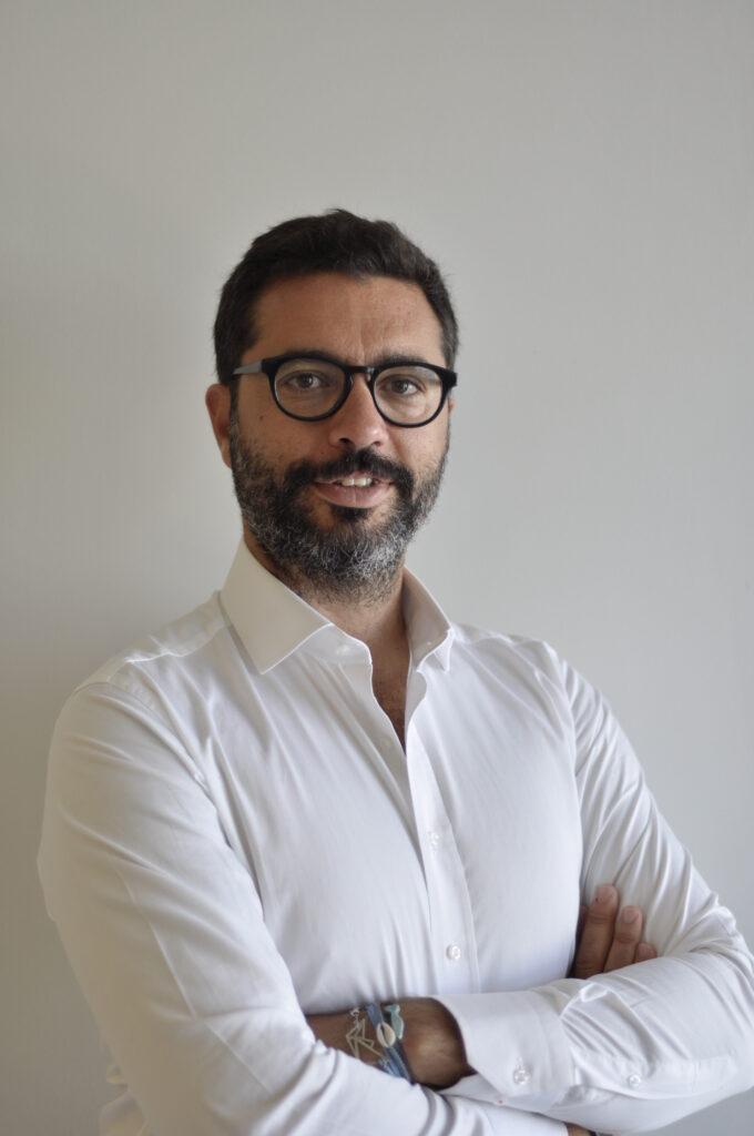 portrait of Ali Tanir Numarine's hea dof international sales