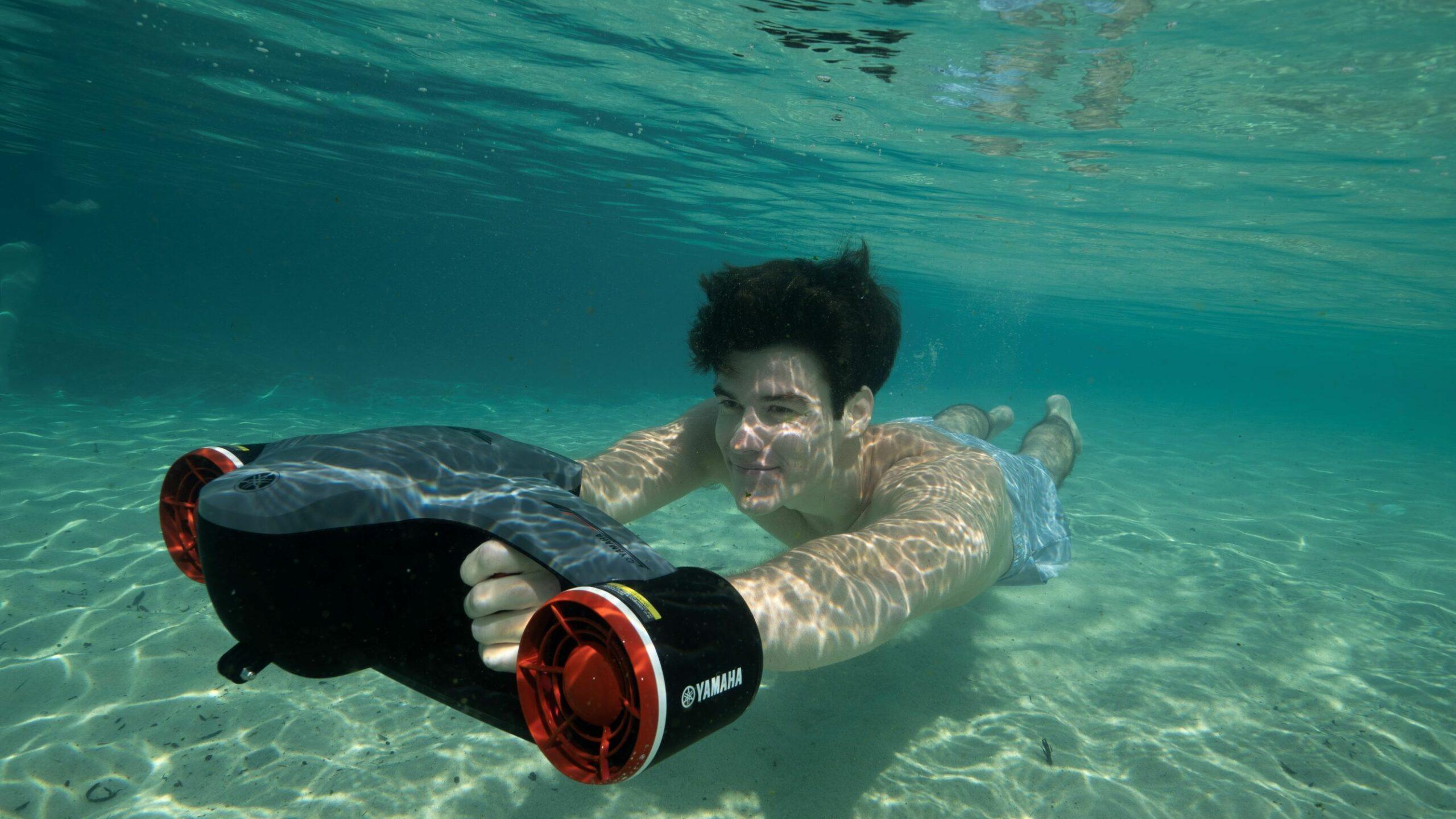 seawing 2 in action underwater