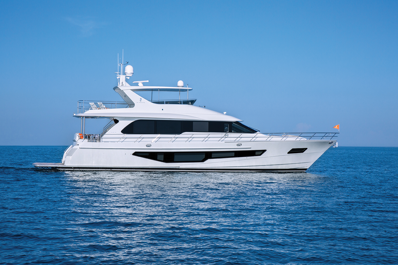 CLB72 anchored side profile