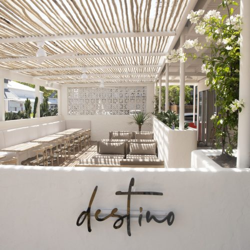 Destino Bar and Restaurant at Sanctuary Cove