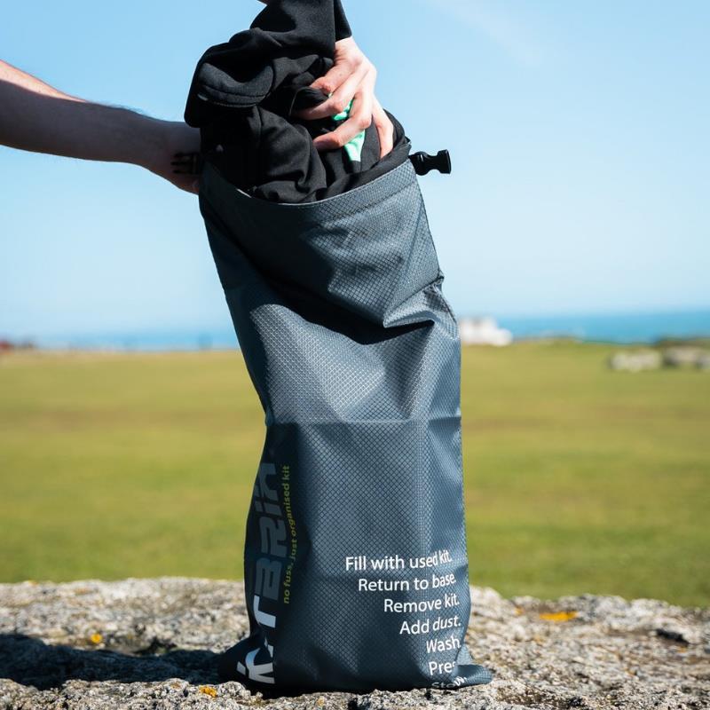 Product shot of Kitbrix waterproof bag