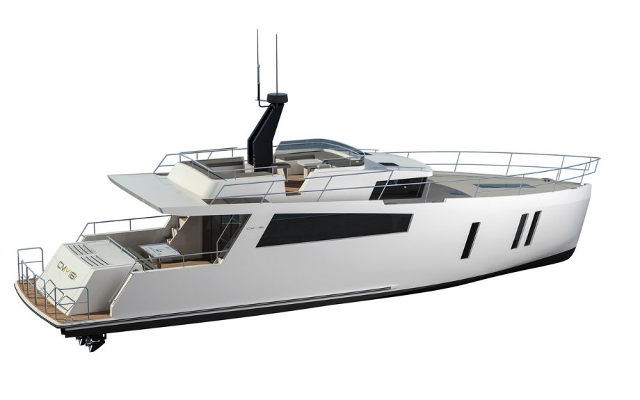 exterior render of the CMY 161