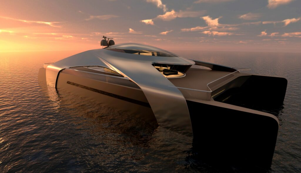 Migma concept pictured from front angle