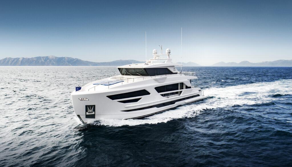 Horizon FD Series cruising