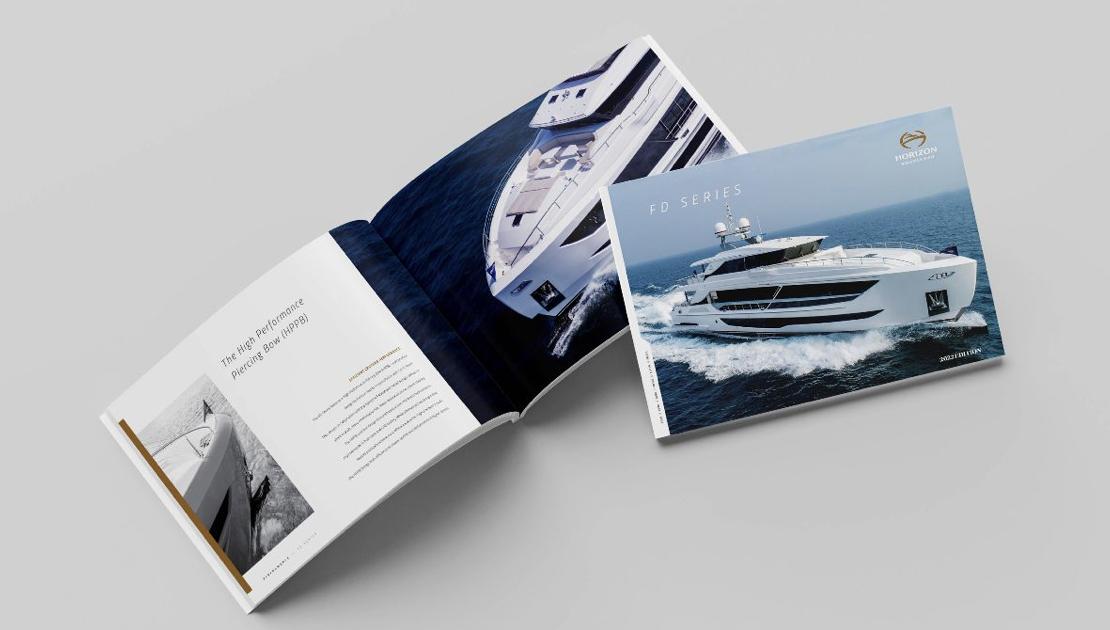 Brochure for the Horizon FD Series