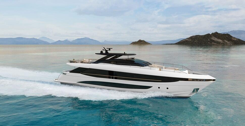 Amer charter yacht equipped with Volvo Penta cruising