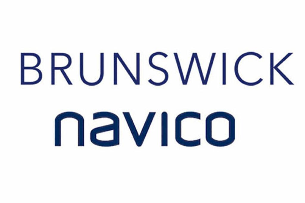 Brunswick and Navico logos