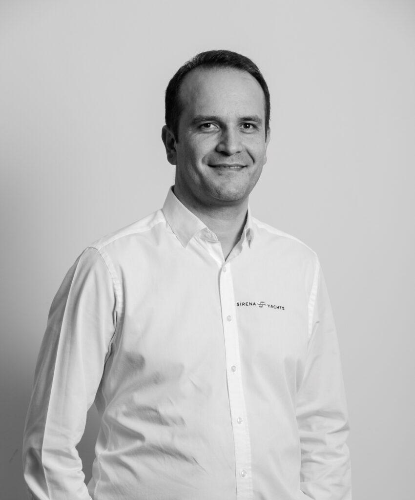 New Sirena Yachts CEO