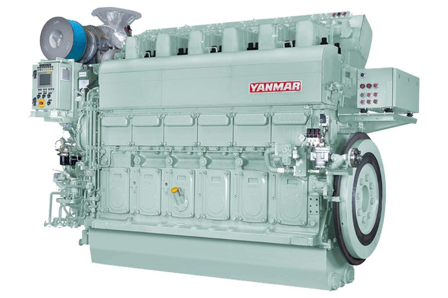 YANMAR 6EY22ALDF engine product shot